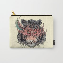 Masked Tiger Carry-All Pouch