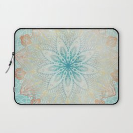Island Mandala Laptop Sleeve