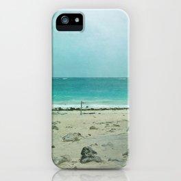 Tulum Ombre iPhone Case