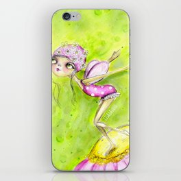 Fairy Swim Lessons iPhone Skin