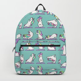 Unicorn Yoga Backpack