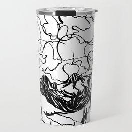 Smoke Show :: Single Line Travel Mug