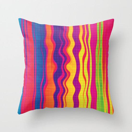 Fiesta Time  Throw Pillow