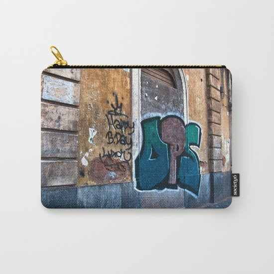 SICILIAN FACADE in CATANIA Carry-All Pouch