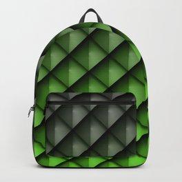 Draco Green Backpack