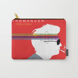 Neuromancer Carry-All Pouch