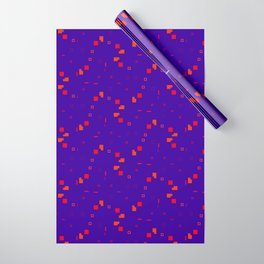 Simple Geometric Pattern 3 bry Wrapping Paper