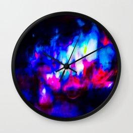 Luminous Horizon Wall Clock