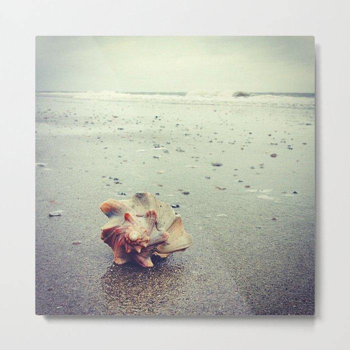 Whispers of the Sea Metal Print