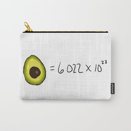 avacado's number Carry-All Pouch