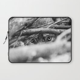 Wild Eyes Wolf Edition Laptop Sleeve