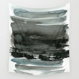 layered ink Wall Tapestry