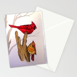 The Cardinals  Stationery Cards