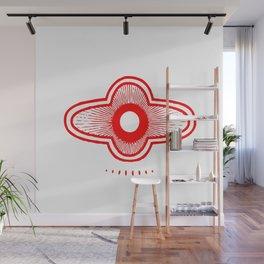Healing Symbol Wall Mural