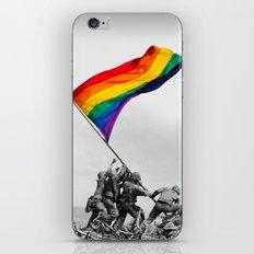 Gay war iPhone & iPod Skin