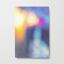 BLUR / beacon Metal Print