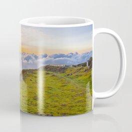 Sunset over Madeira Coffee Mug