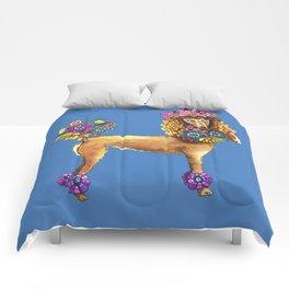 Poodle Dee Doo Two Comforters