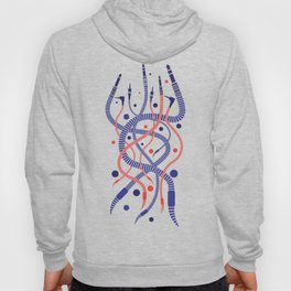 Jackworms of Underground Music Hoody