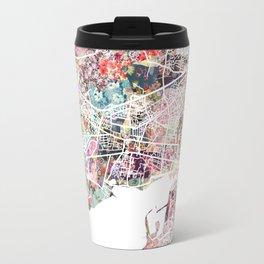 La Rochelle map Travel Mug