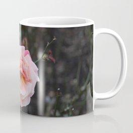 Blooming Blush Rose Coffee Mug