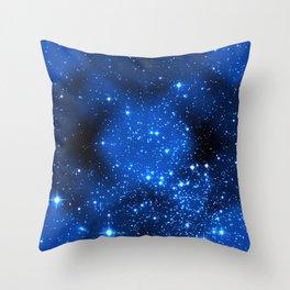 C13D Midnight Sparkle Throw Pillow