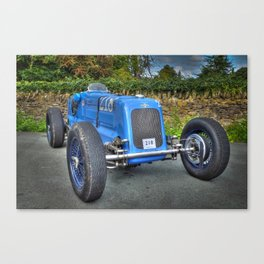 Frazer Nash Vintage Racing Car Canvas Print