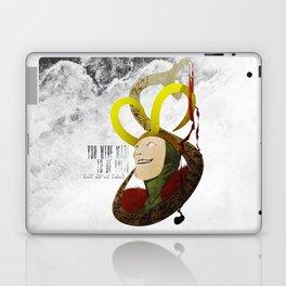 Made to be Ruled : Loki Laptop & iPad Skin