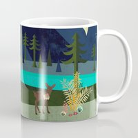 cartoons Mugs featuring March by Kakel
