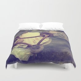 Great mussels from the Atlantic Duvet Cover