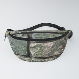 Wall of Stone Fanny Pack