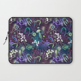 In the depth | blue Laptop Sleeve