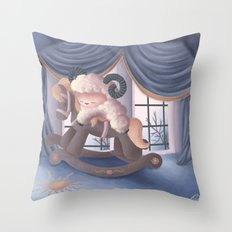 Rockabye Throw Pillow