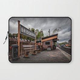 Bridgnorth Railway Station Laptop Sleeve