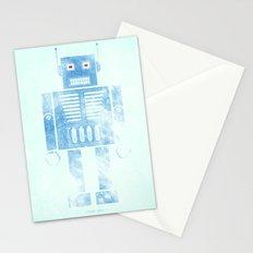 Robophobia Stationery Cards