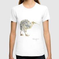 kiwi T-shirts featuring Kiwi by Noelia Moitié