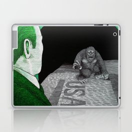 There's something on the wing Laptop & iPad Skin