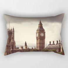 Sherlock Lives Rectangular Pillow