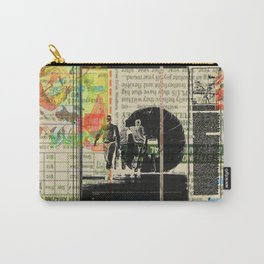 Rauschenberg Rumble (for Hip Kidds) Carry-All Pouch