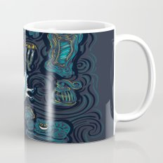 Alice In Wonderland Starry Night Mug