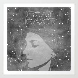 Dream Weaver Art Print