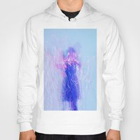 the lights Hoodies featuring Lights by Raego