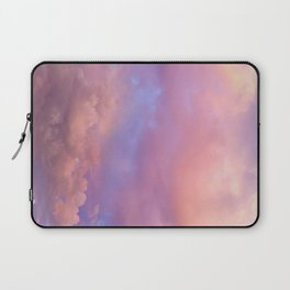 See the Dawn (Dawn Clouds Abstract) Laptop Sleeve