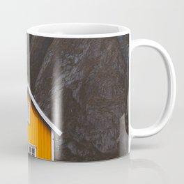 Yellow Cabin Coffee Mug