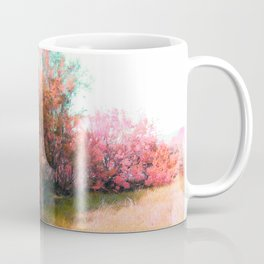 Spring pink landscape Coffee Mug