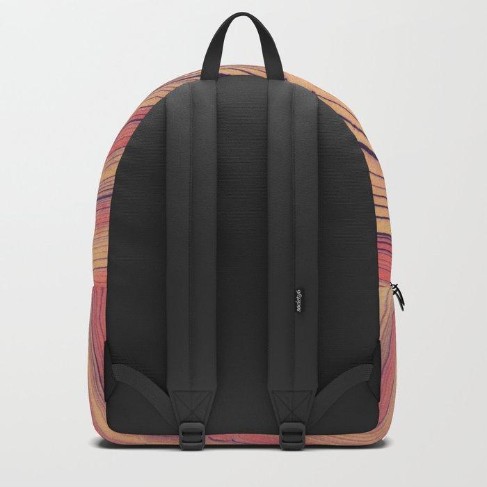 Suminagashi 06 Backpack
