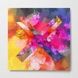 EXX Metal Print
