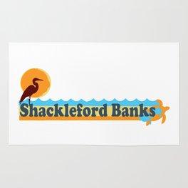 Shackleford Banks - North Carolina. Rug