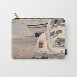 Vintage Beetle Carry-All Pouch