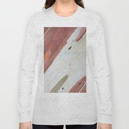 Eucalyptus tree bark Long Sleeve T-shirt